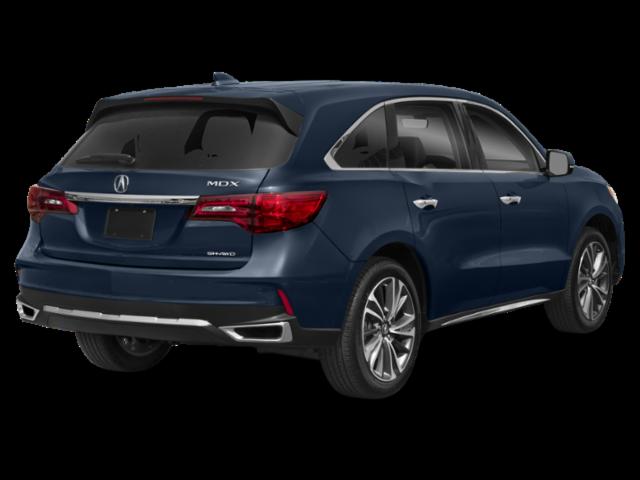 New 2020 Acura MDX w/Technology Pkg