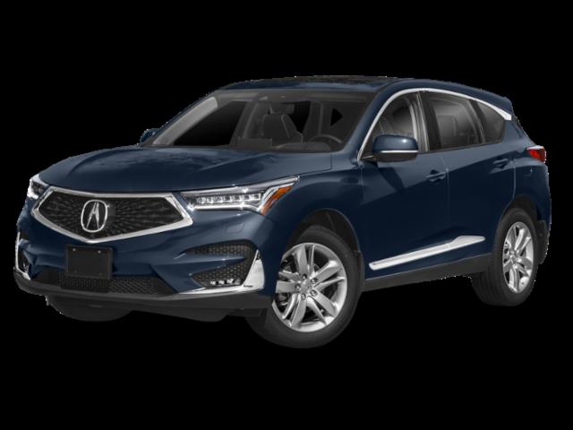 New 2020 Acura RDX SH-AWD Platinum Elite at