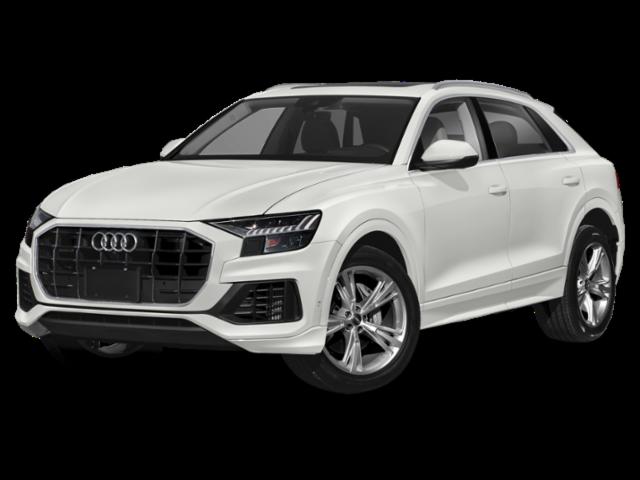 New 2020 Audi Q8 55 Premium