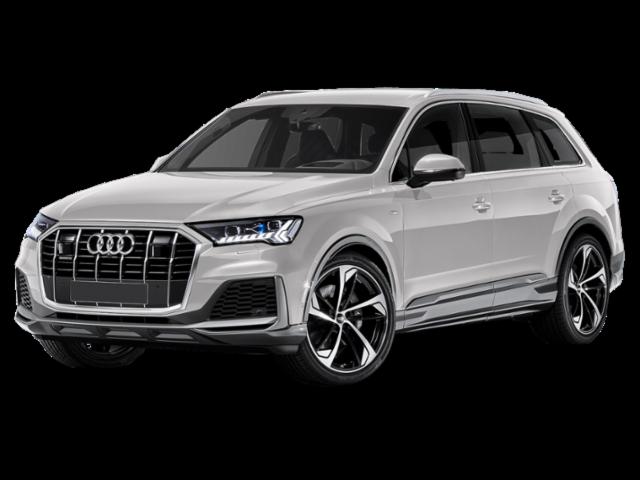 New 2020 Audi Q7 Premium