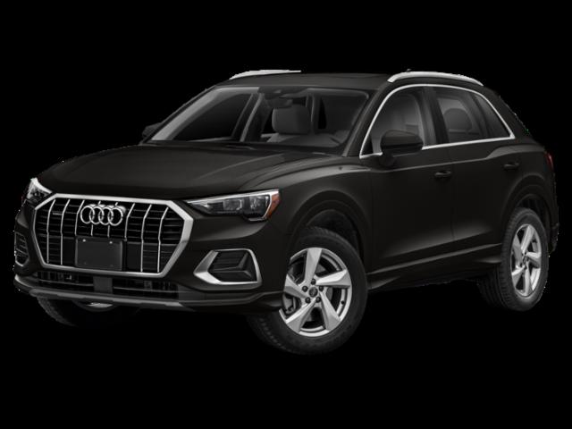 New 2020 Audi Q3 45 S line Premium With Navigation & AWD