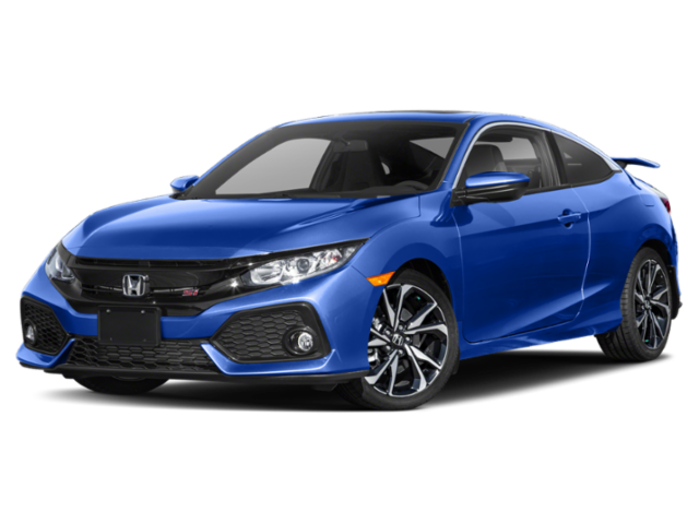 2019 Honda Civic Coupe Si Manual 2dr Car