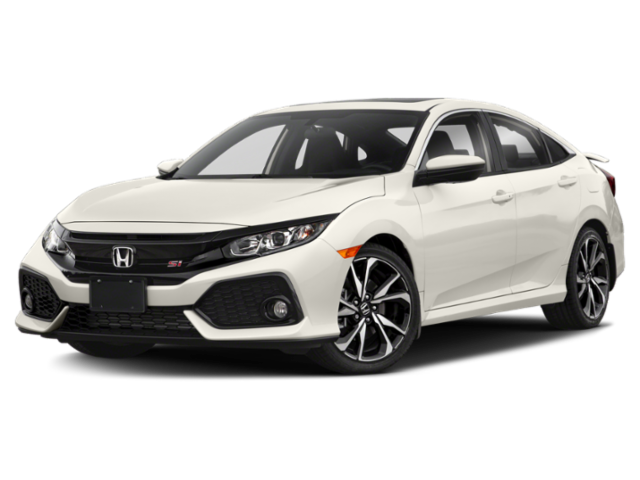 2019 Honda Civic Si Sedan Manual 4dr Car