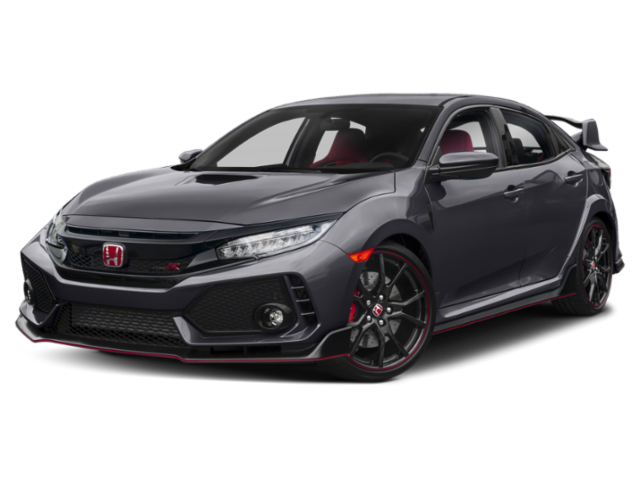 2019 Honda Civic Type R Touring Manual sedan