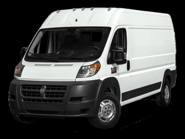 2016 RAM ProMaster Cargo Van High Roof Sortimo Electrician upfit Cargo Van
