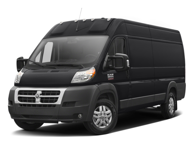 2016 Ram ProMaster 3500 High Roof 3D Extended Cargo Van