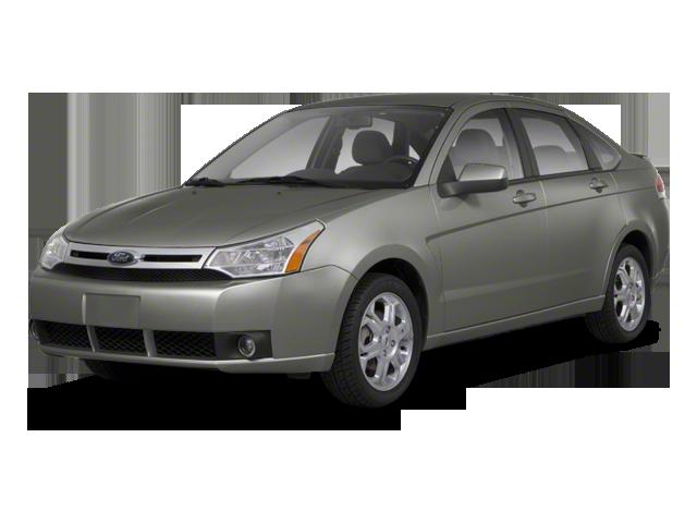 Pre-Owned 2011 FORD FOCUS S Sedan 4D