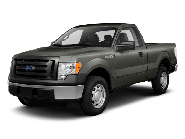 Pre-Owned 2011 FORD F150 STX