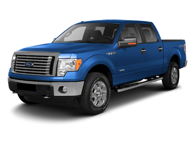 Pre-Owned 2011 FORD F150 FX2