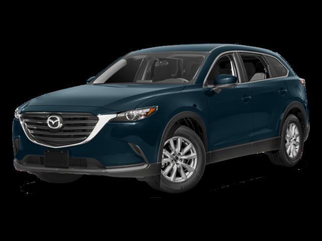 2016 Mazda CX-9 Sport 4D Sport Utility