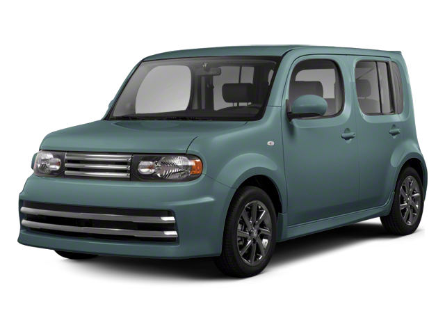 Pre-Owned 2011 NISSAN CUBE S