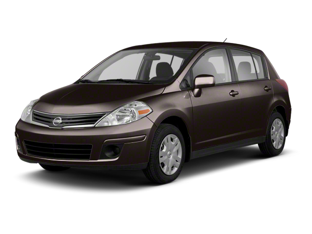 Pre-Owned 2011 NISSAN VERSA S Hatchbac