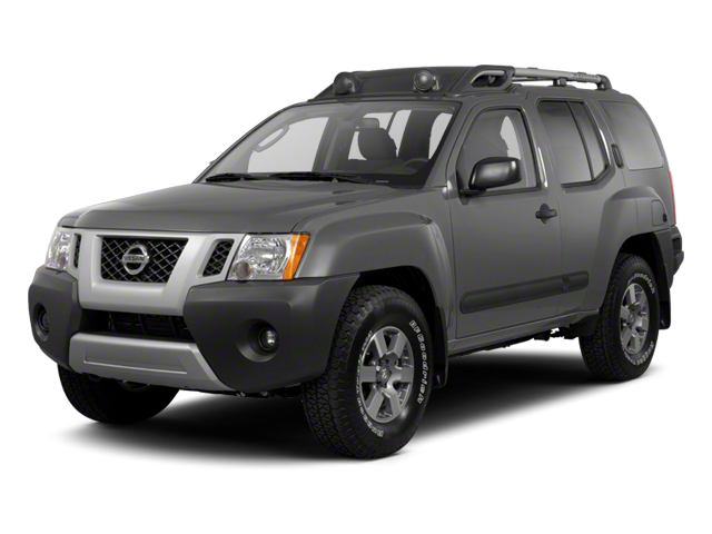 Pre-Owned 2011 NISSAN XTERRA S 2WD