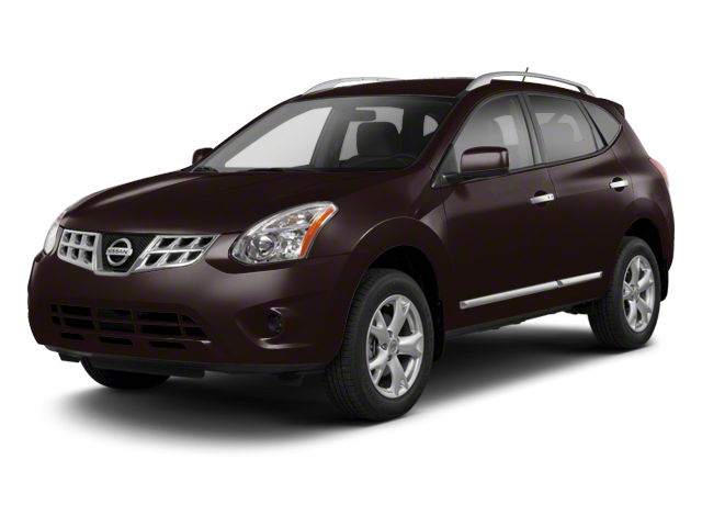 Pre-Owned 2011 NISSAN ROGUE S SPORT