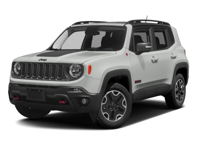 2016 Jeep Renegade Trailhawk Sport Utility
