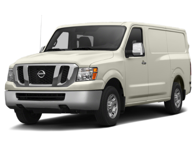 2018 Nissan NV2500 HD S