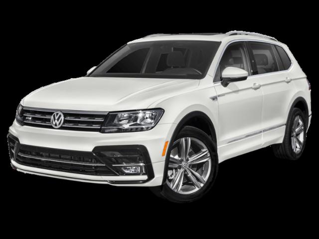 New 2020 Volkswagen Tiguan SE R-Line Black