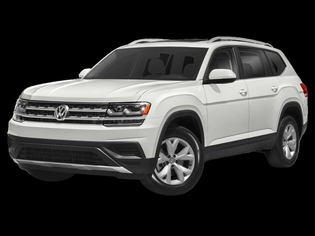 New 2020 Volkswagen Atlas 2.0T SE w/Technology