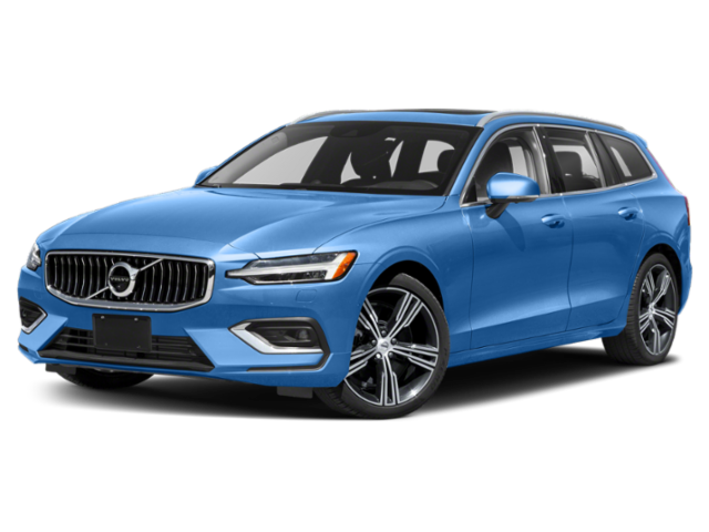 New 2020 Volvo V60 T6 AWD R-Design