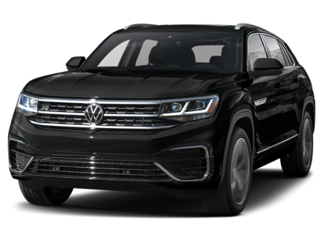 New 2020 Volkswagen Atlas Cross Sport 2.0T SE w/Technology