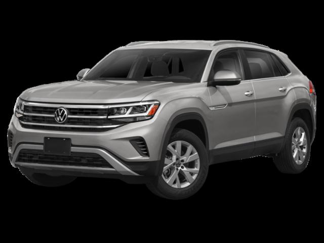 New 2020 Volkswagen Atlas Cross Sport 3.6L V6 SEL Premium R-Line