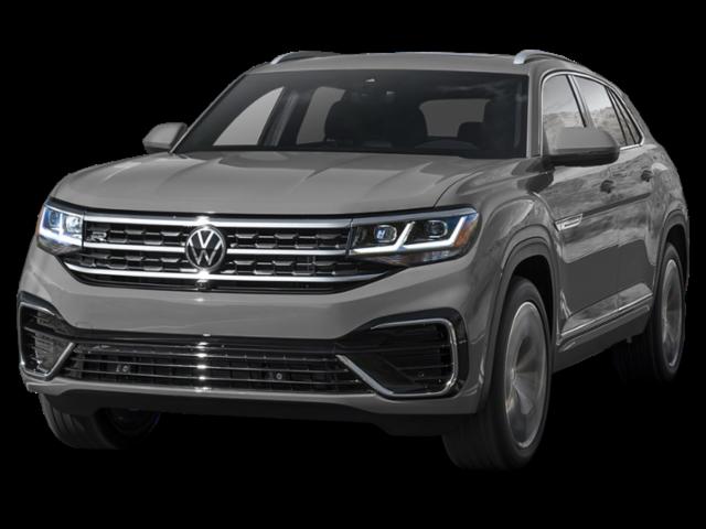 New 2020 Volkswagen Atlas Cross Sport 2.0T SE w/Technology