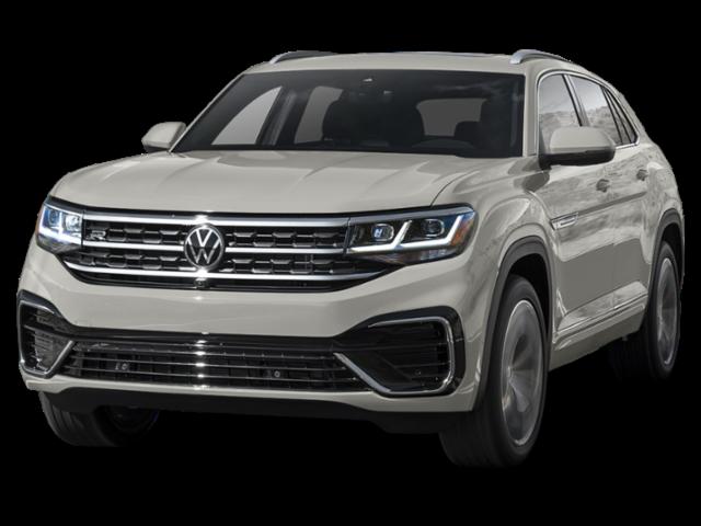 New 2020 Volkswagen Atlas Cross Sport 3.6L V6 SE w/Technology
