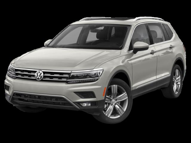 New 2020 Volkswagen Tiguan 2.0T SEL