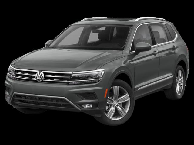 New 2020 Volkswagen Tiguan 2.0T SEL FWD