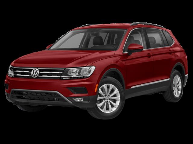 New 2020 Volkswagen Tiguan 2.0T SE