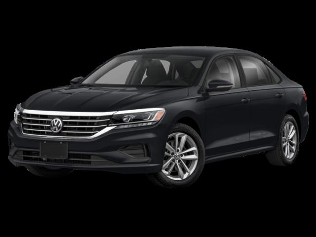2020 Volkswagen Passat 2.0L I4 TSI Turbocharged 2.0T SEL