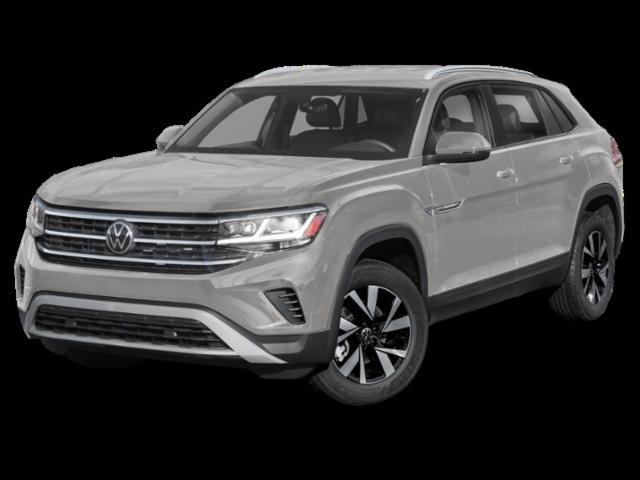 New 2020 Volkswagen Atlas Cross Sport Trendline 2.0T 8sp at w/Tip 4MOTION
