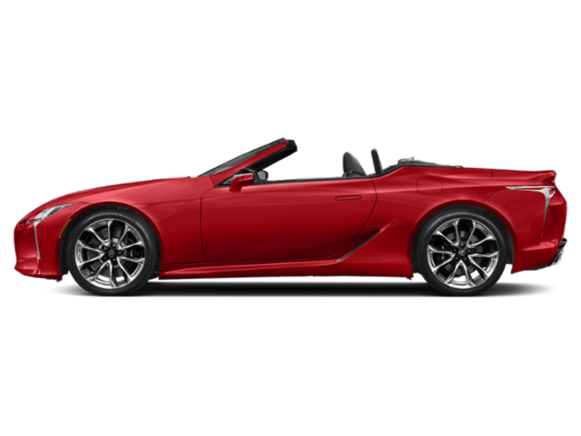 New 2021 Lexus LC 500 Convertible