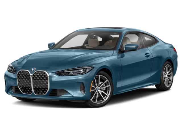 2021 BMW 4 Series 430i xDrive 2D Coupe