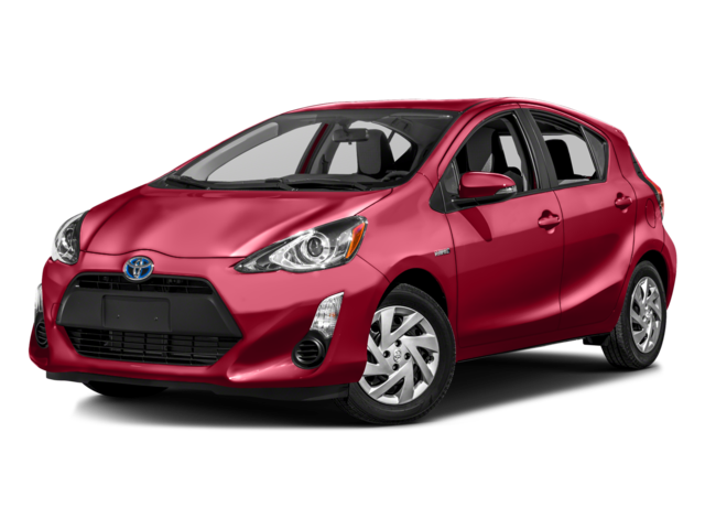 2016 Toyota Prius c 5dr HB Three (Natl) 4dr Car