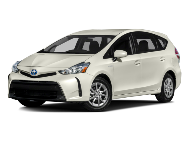2016 Toyota Prius v Two 5D Wagon