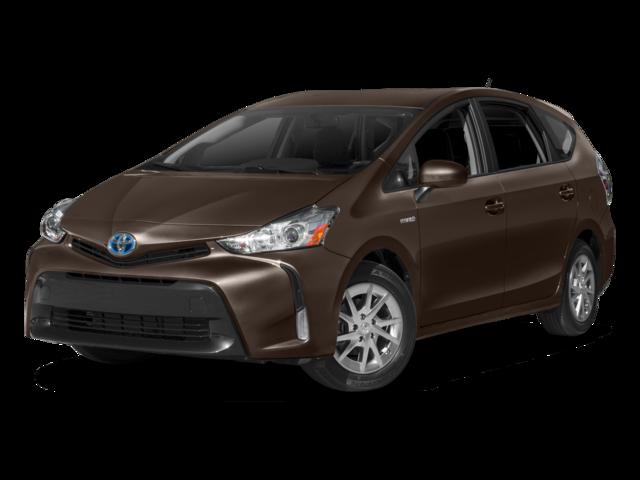 2016 Toyota Prius v Three STATION WAGO