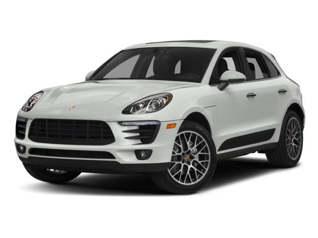 2018 Porsche Macan Turbo AWD Turbo 4dr SUV