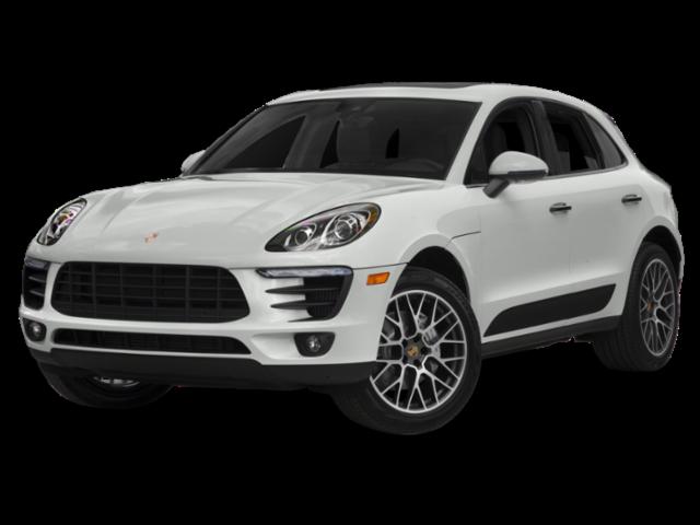 2018 Porsche Macan Sport Edition Sport Edition