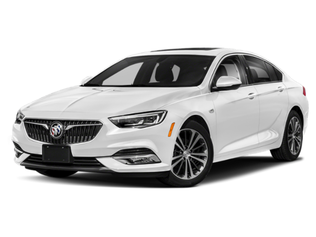 New 2018 Buick Regal Base