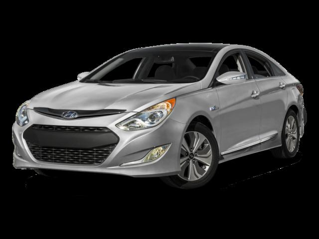 2015 Hyundai Sonata Hybrid Base (A6) 4D Sedan