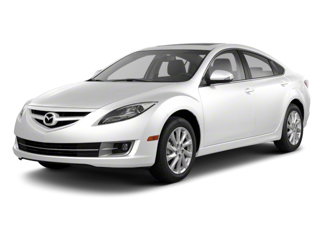 Pre-Owned 2011 MAZDA Mazda6 I TOURING