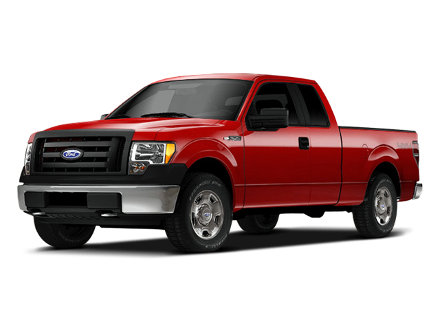 Pre-Owned 2009 FORD F150 FX4