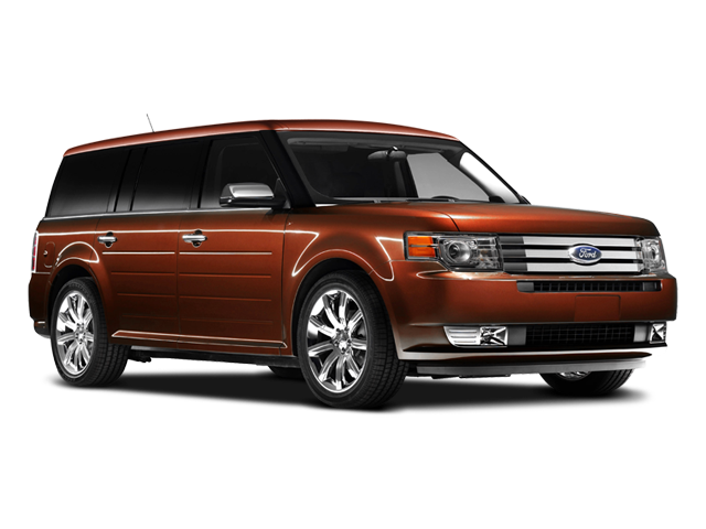 Pre-Owned 2009 FORD FLEX Limited Sp