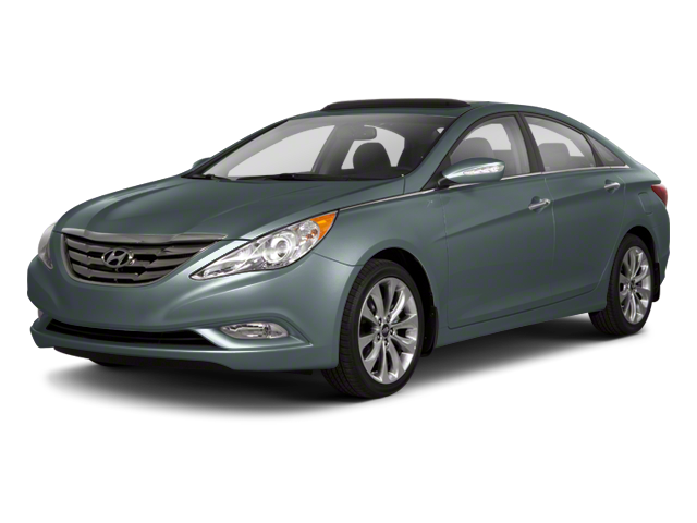 Pre-Owned 2012 HYUNDAI SONATA GLS Sedan