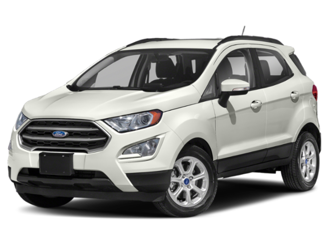 2021 Ford EcoSport NB SE 4dr Crossover