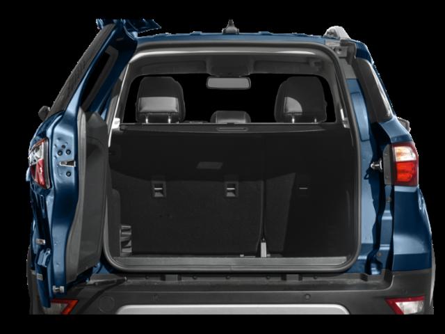 New 2021 Ford EcoSport Titanium