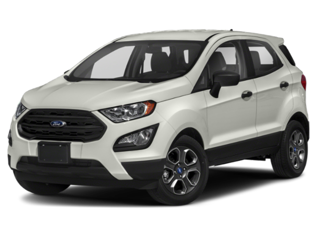 2021 Ford EcoSport S 4D Sport Utility
