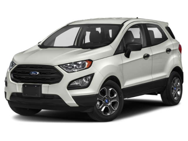 2021 Ford EcoSport SES 4D Sport Utility