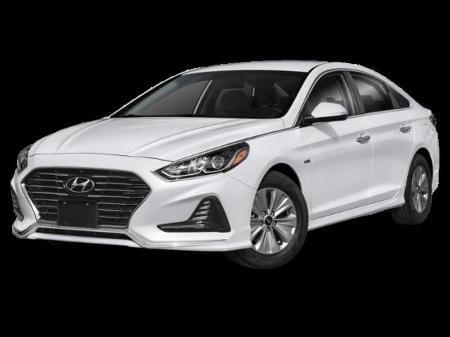 2019 Hyundai Sonata Hybrid SE 4D Sedan